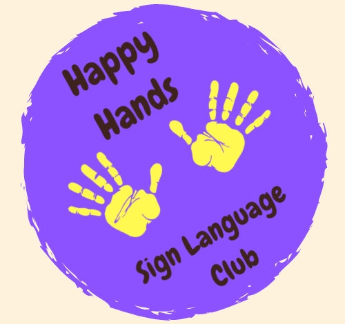 Happy Hands Sign Language Club